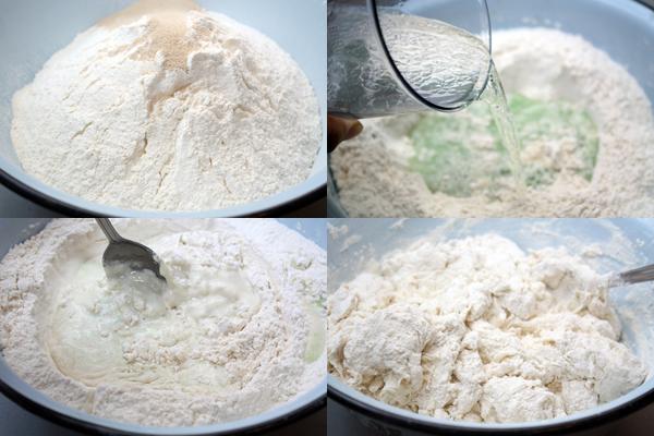 итальянское тесто
