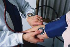 Процедура измерения давления