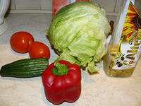 Vegetables, which raise the level of hemoglobin in the blood