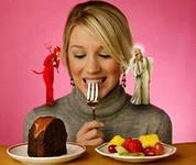 схуднець - значыць адмовіцца ад вкусненького