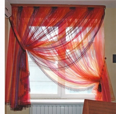 almost ordinary curtains