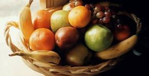 Fruits, raising hemoglobin