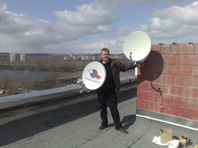 Choosing a satellite dish