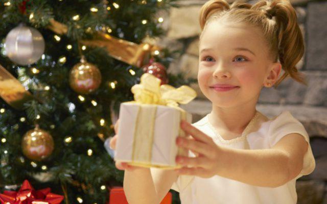 Щедрость ребенка