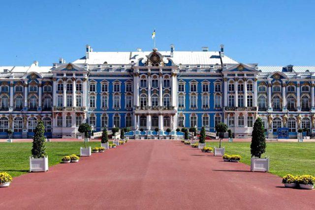 Екатериненский палац