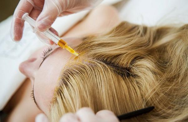 Препарати для відновлення волосся