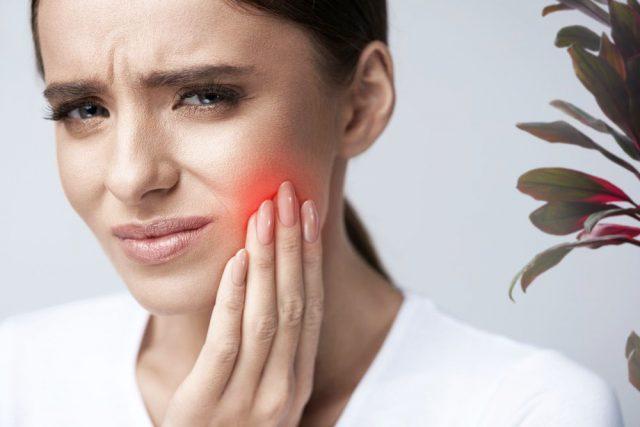 зняти зубний біль