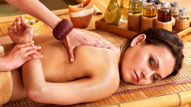 масаж