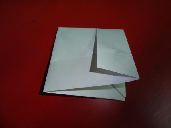 The process of making a paper boat