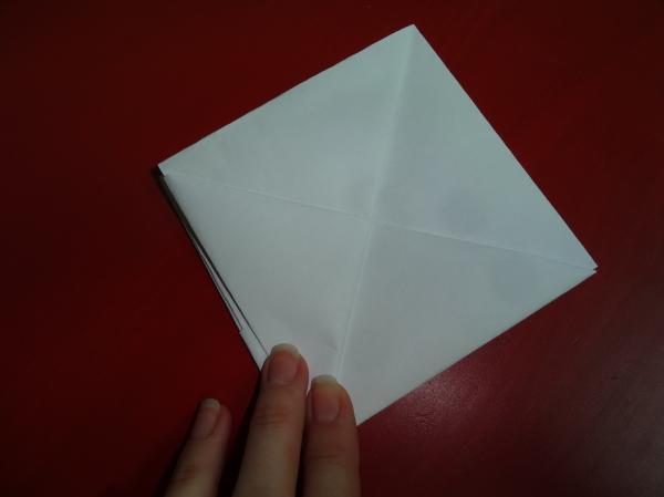 Бумажный кораблик своими руками