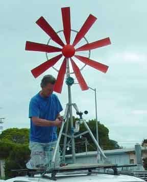 Вітрогенератор своїми руками