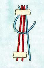 Половинный узелок