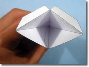 Как сделать объемную звезду оригами фото 952