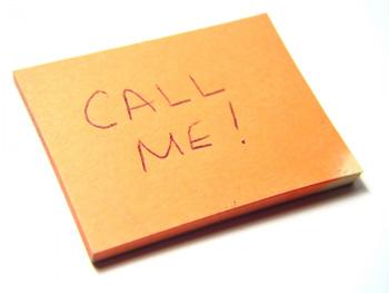 Как отправить маячок с МТС с сообщением «Перезвони мне»