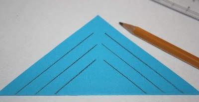 Вычерчиваем параллельные линии