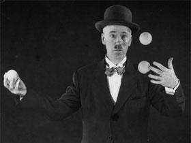 Как жонглировать 3 мячами