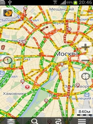 Як встановити Яндекс. карти