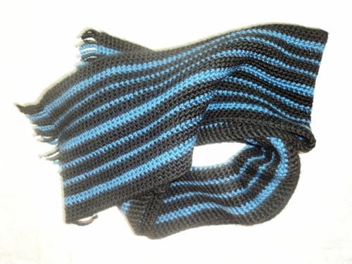 Для детского шарфика лучше