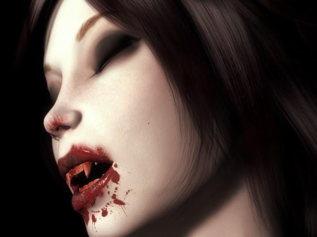 Як стаць рэальным вампірам