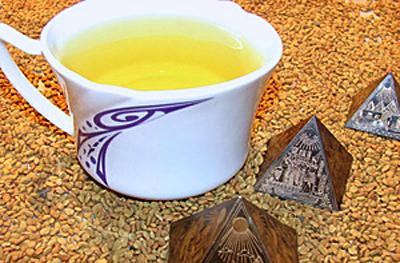 жовтий чай